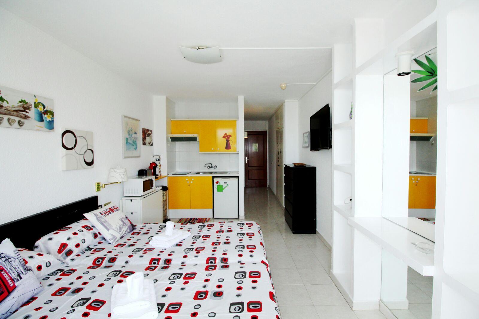 Studio for sale and rent Las Américas Ponderosa